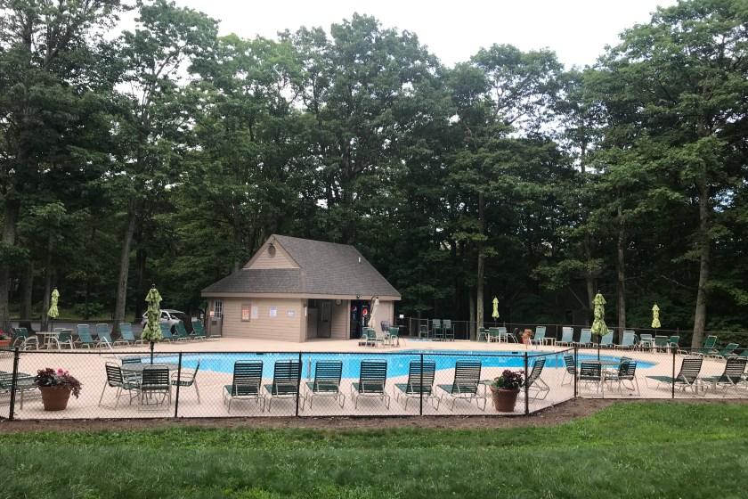 Chestnut Springs Park, Pool, Pavilion, Playground