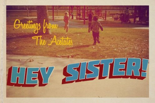 The Acetates - Hey Sister