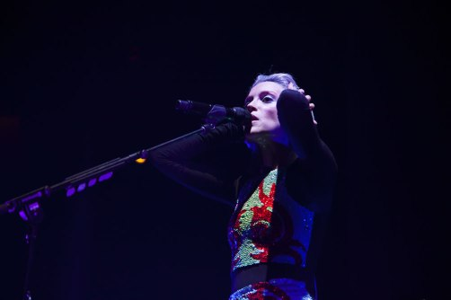St Vincent at the Roundhouse, London