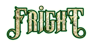 Fright Board Game Logo