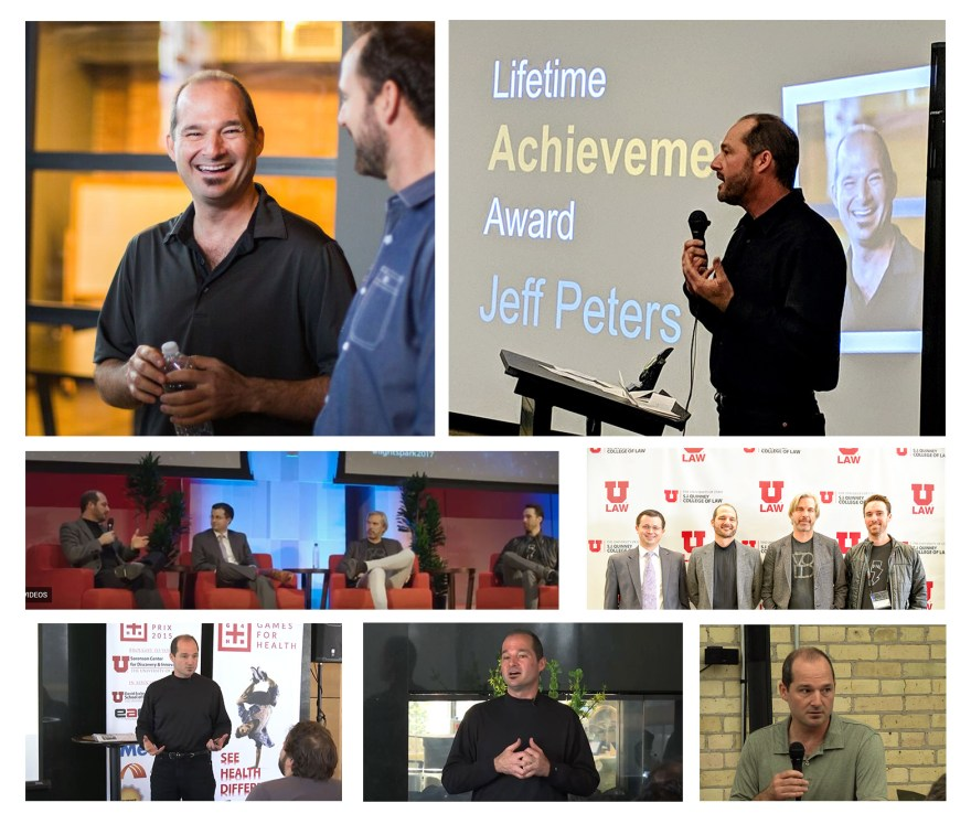 Jeff Peters Public Speaking