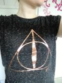 Tshirt reliques de la mort