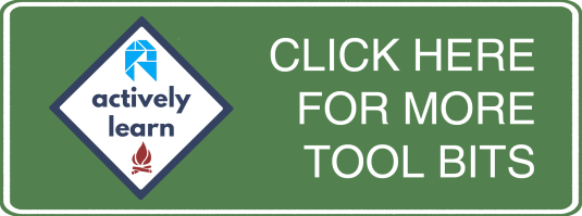 Tool Bits Click Here - Actively Learn
