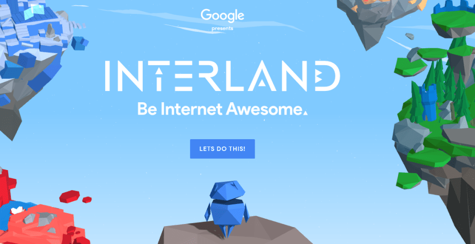 Interland Google