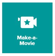 make a movie icon