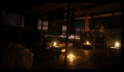 Overnight shed at Finca Monteclaro with amazing view