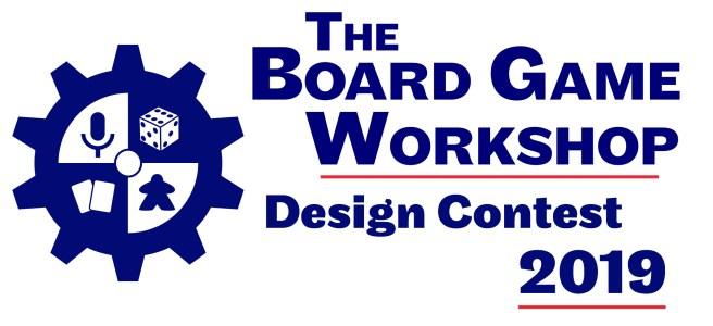 The Board Game Workshop Design Contest 2019