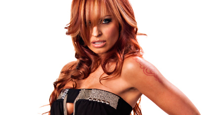 Christy Hemme (Non-Wrestling Personality, 2011-2012)