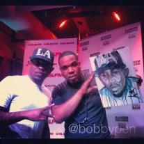 Kendrick Lamar for TheBobbyPen.com