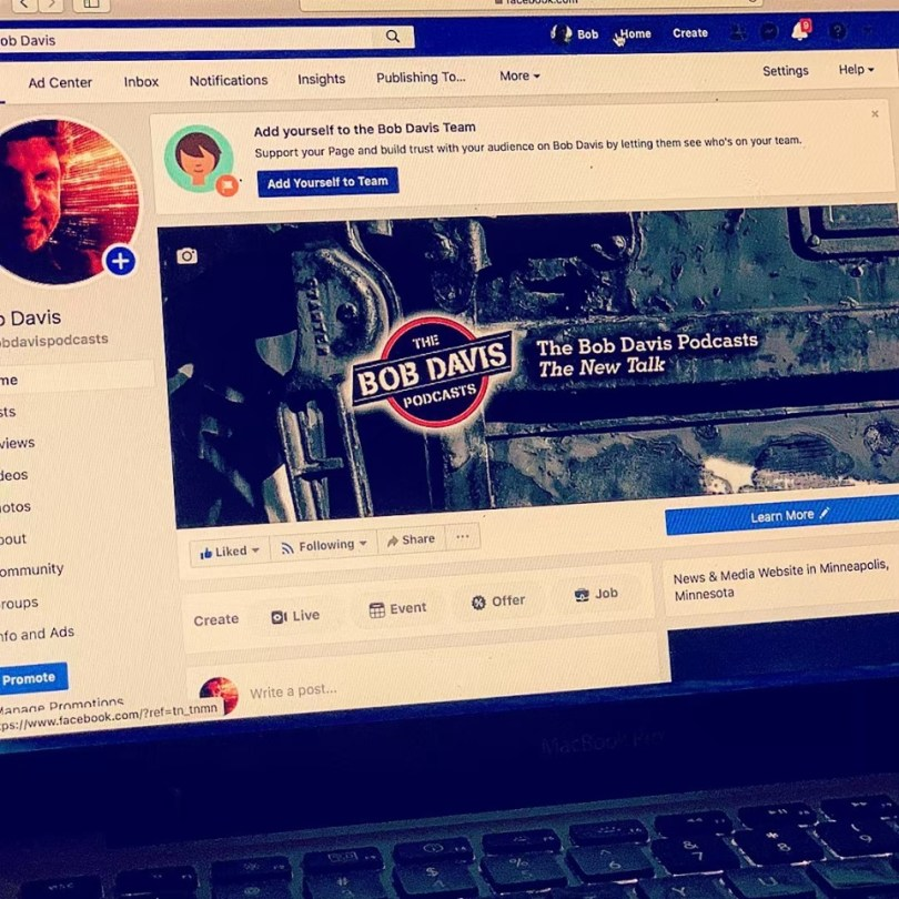 Free Speech-Social Media-Bob Davis Podcast 829