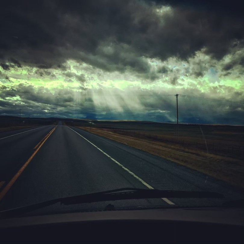 Storm-Chasing-Traffic-Jam-Bob Davis Podcast 835