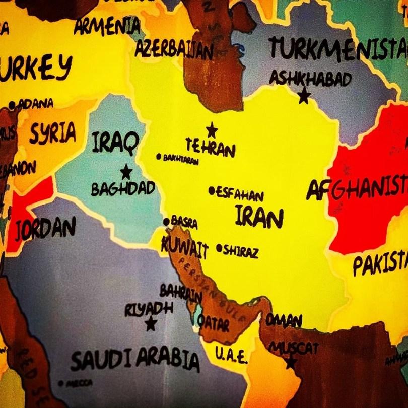 War-Rumors-Iran-Trump-Bob Davis Podcast 832