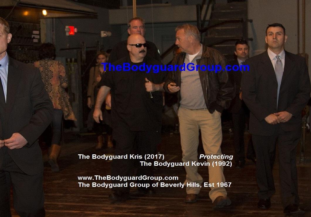 Executive Bodyguard Services