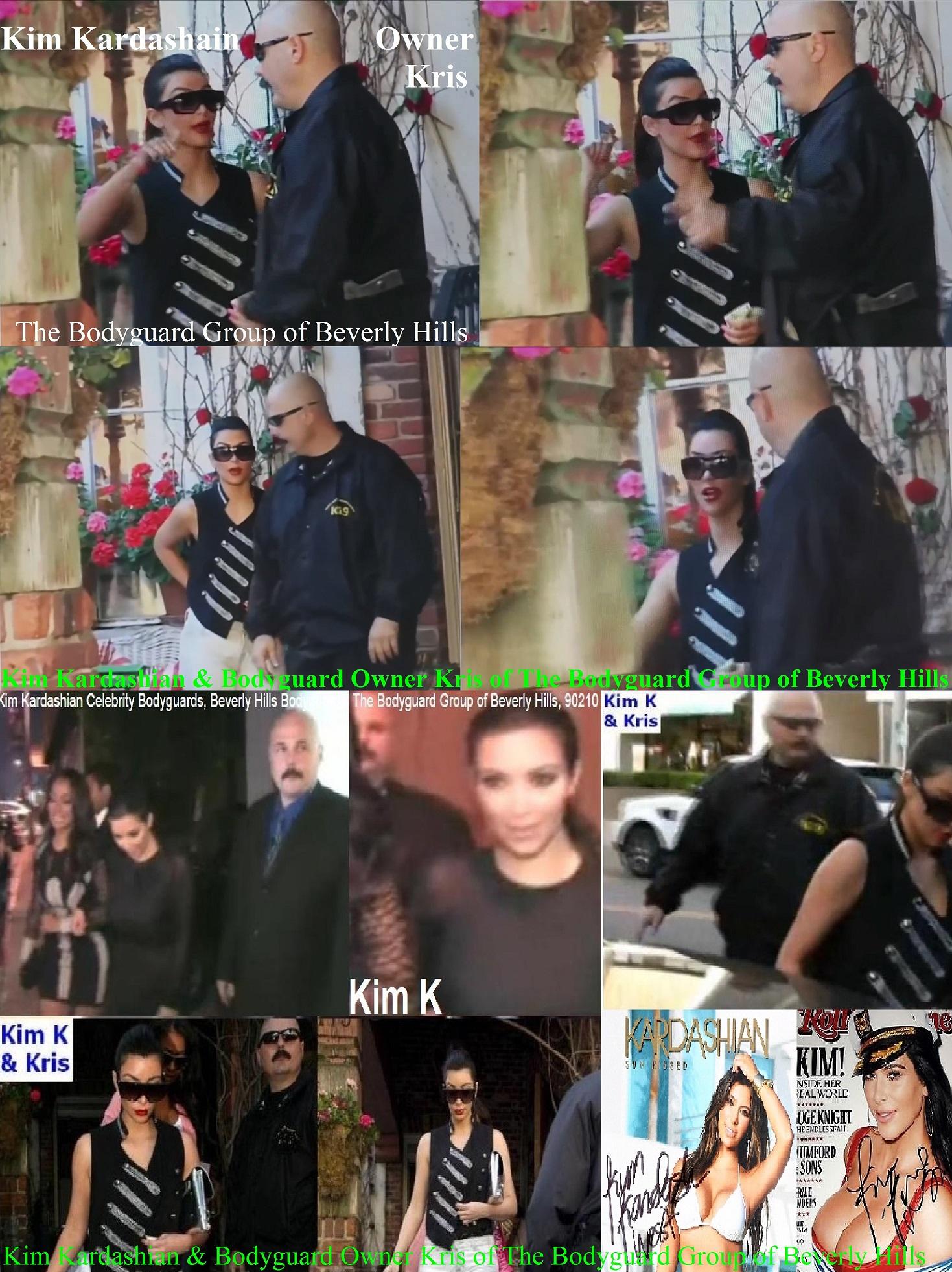 Beverly Hills Bodyguards