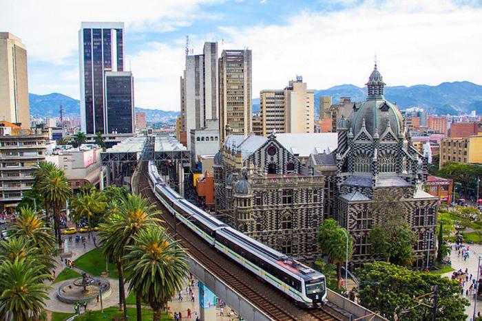 Medellín to host Latin America's first Center for Davos' Fourth Industrial Revolution