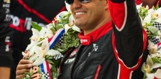 Juan Pablo Montoya Indianapolis 2015