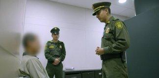 El Dorado airport security