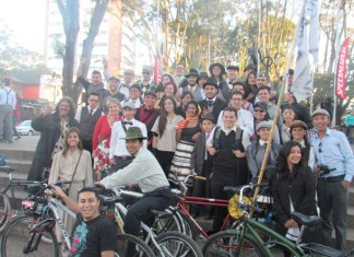 Bicycles Bogota Colombia, Ciclopaseo cachaco