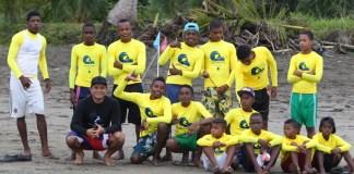 Fundación Buen Punto, Surfing Choco Colombia