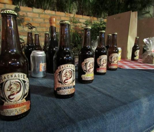 Ragnarök beer Bogotá