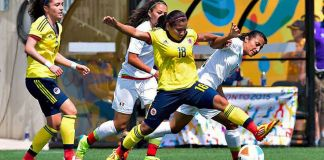 Colombia Rio Olympics, Colombia women's football