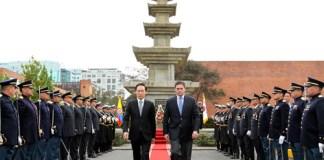 Colombia Korea relations
