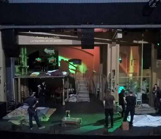 Bogotá theatre festival, Bajos Fondos
