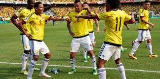Colombian football team