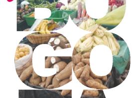 Bogotá markets