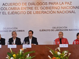 ELN Colombia