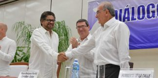 comprehensive agreement, Colombia peace talks, Colombia peace agreement