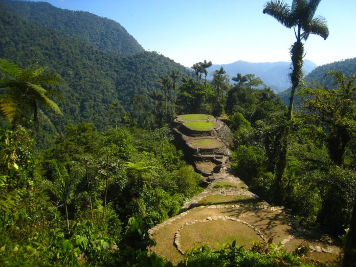 Lost City Colombia, Adventure sports Colombia