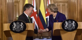 Colombia-UK relations