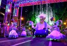Desfile de Mitos y Leyendas Medellín, Colombian fiestas