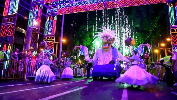 Desfile de Mitos y Leyendas Medellín, Colombian festivals