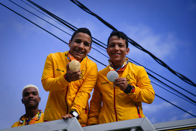 Colombian sporting year in review