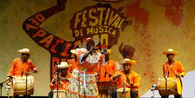 Colombian festivals, Festival de Música del Pacífico Petronio Álvarez