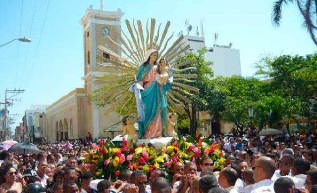 Colombian festivals, Fiesta Patronal Nuestra Señora de los Remedios La Guajira