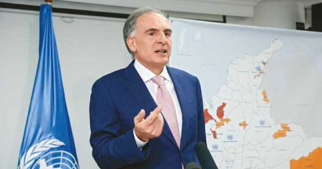 Jean Arnault, Nobel Peace Laureate Bogotá, 16th World Summit of Nobel Peace Laureates