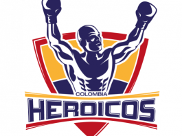 COLOMBIA HEROICOS