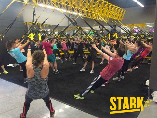 Stark Bogotá, Gym routine