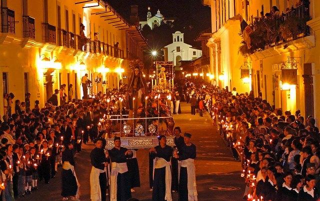 what to do in Semana Santa, Semana Santa Colombia