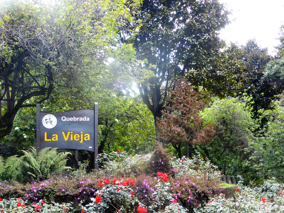 Hiking Bogotá: The hills are alive with the sound of walkers!