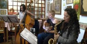 Jazz: Evas in concert @ A Seis Manos   Bogotá   Bogotá   Colombia