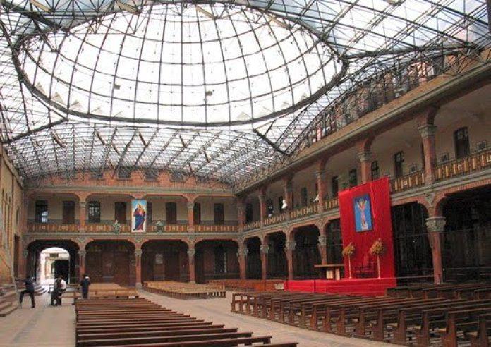 Bogotá churches, Santuario del Divino Niño del 20 de Julio