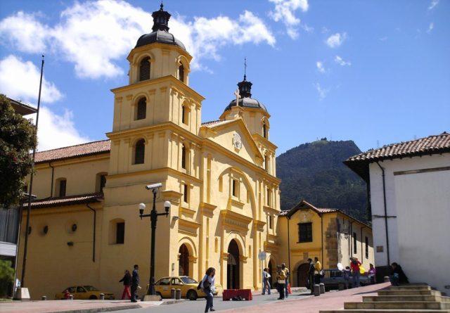 Iglesia de la Candelaria, Bogotá churches