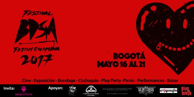 Festival BDSM/fetish Colombia