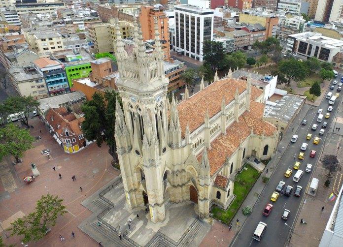 Bogotáchurches, Basílica Nuestra Señora de Lourdes