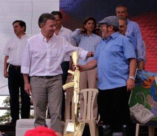 FARC disarmament