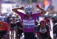 Fernando Gaviria, Giro d'Italia